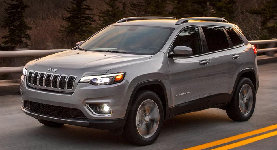 Jeep Cherokee 2019 - pierwsze zdjęcia