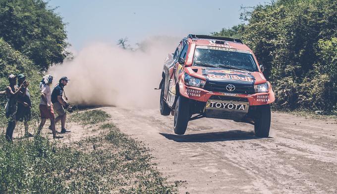 Rajd Dakar 2018 – etap 3.
