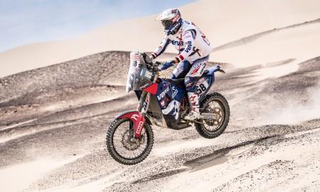 Rajd Dakar 2018 – etap 4.