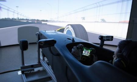 Audi w Formule E – treningi w symulatorze