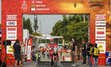 Kto zasila Rajd Dakar?