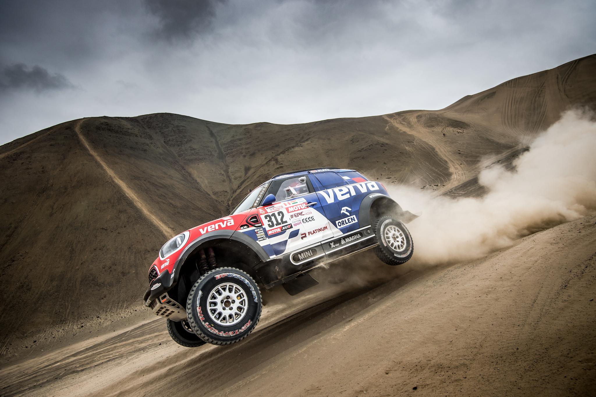 Rajd Dakar 2018 – etap 6.