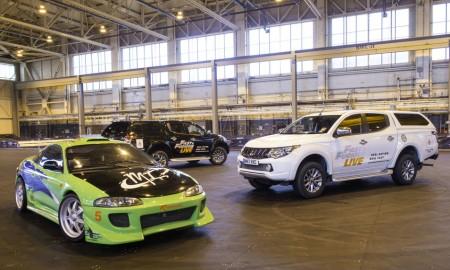 Fast&Furious ze wsparciem Mitsubishi