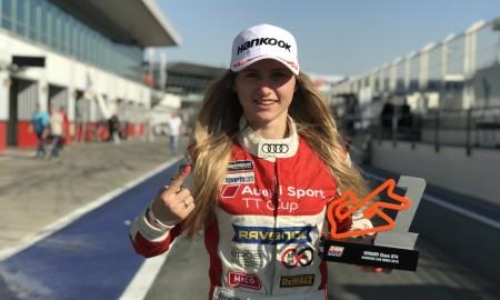 Rdest pierwszą kobietą wygrywającą wyścig w Dubaju