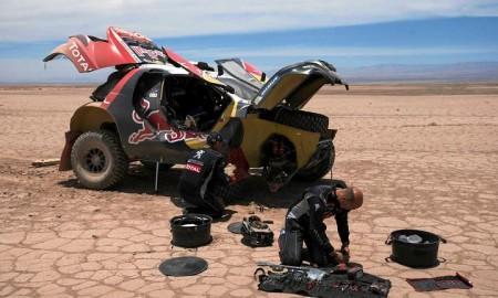 Rajd Dakar 2018 – etap 8.