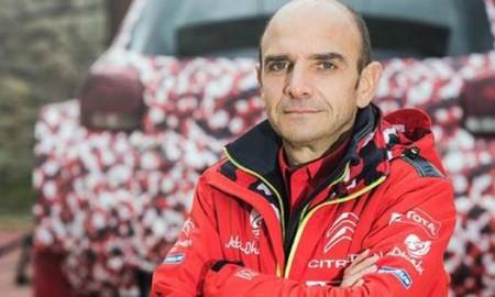 Pierre Budar nowym szefem Citroën Racing