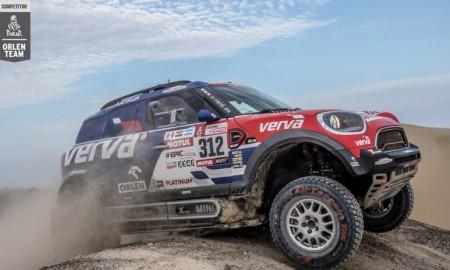 Rajd Dakar 2018 – etap 10.