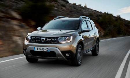 Dacia Duster fl – Lubi denerwować... rywali