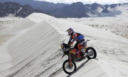 Rajd Dakar 2018 – etap 11.