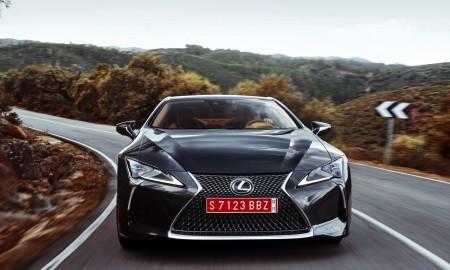 Będzie Lexus LC - kabriolet