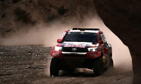Rajd Dakar 2018 – etap 13.