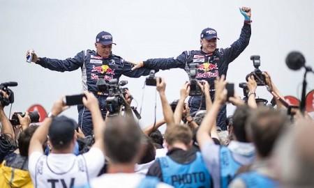 Dakar 2018 – Sukces Carlosa Sainza