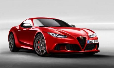 Alfa Romeo 6C w planach