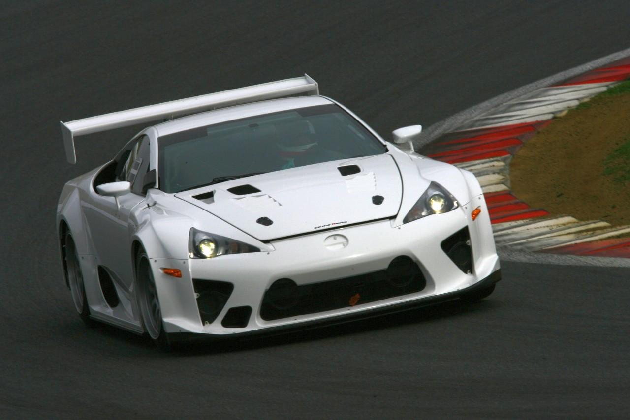 Następca Lexusa LFA całkiem możliwy