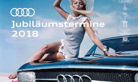Album o historii Audi