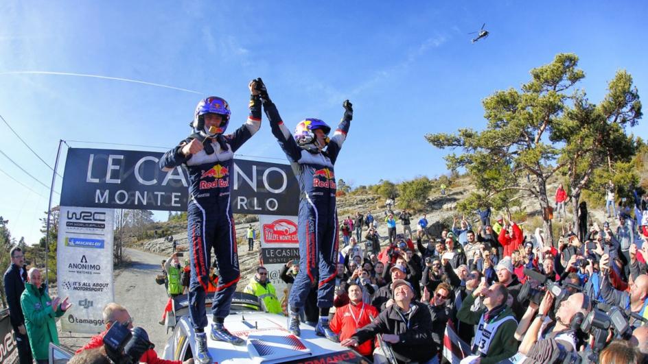 Rajd Monte Carlo – Ogier rozpoczął sezon