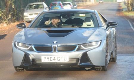 Wayne Rooney sprzedaje swoje BMW i8