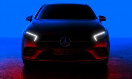 Premiera nowego Mercedesa Klasy A tuż tuż