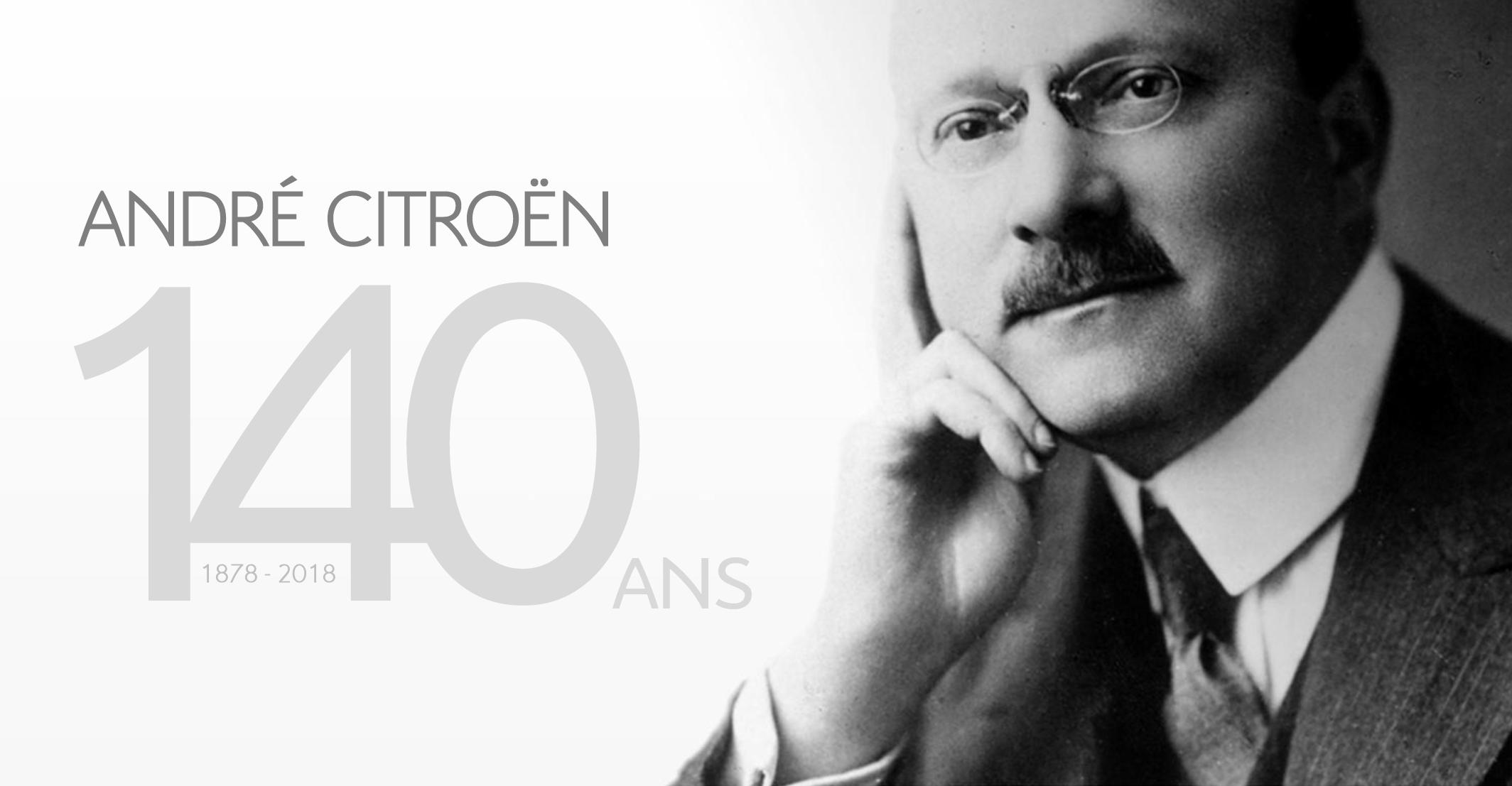 André Citroën – Geniusz z polskimi korzeniami