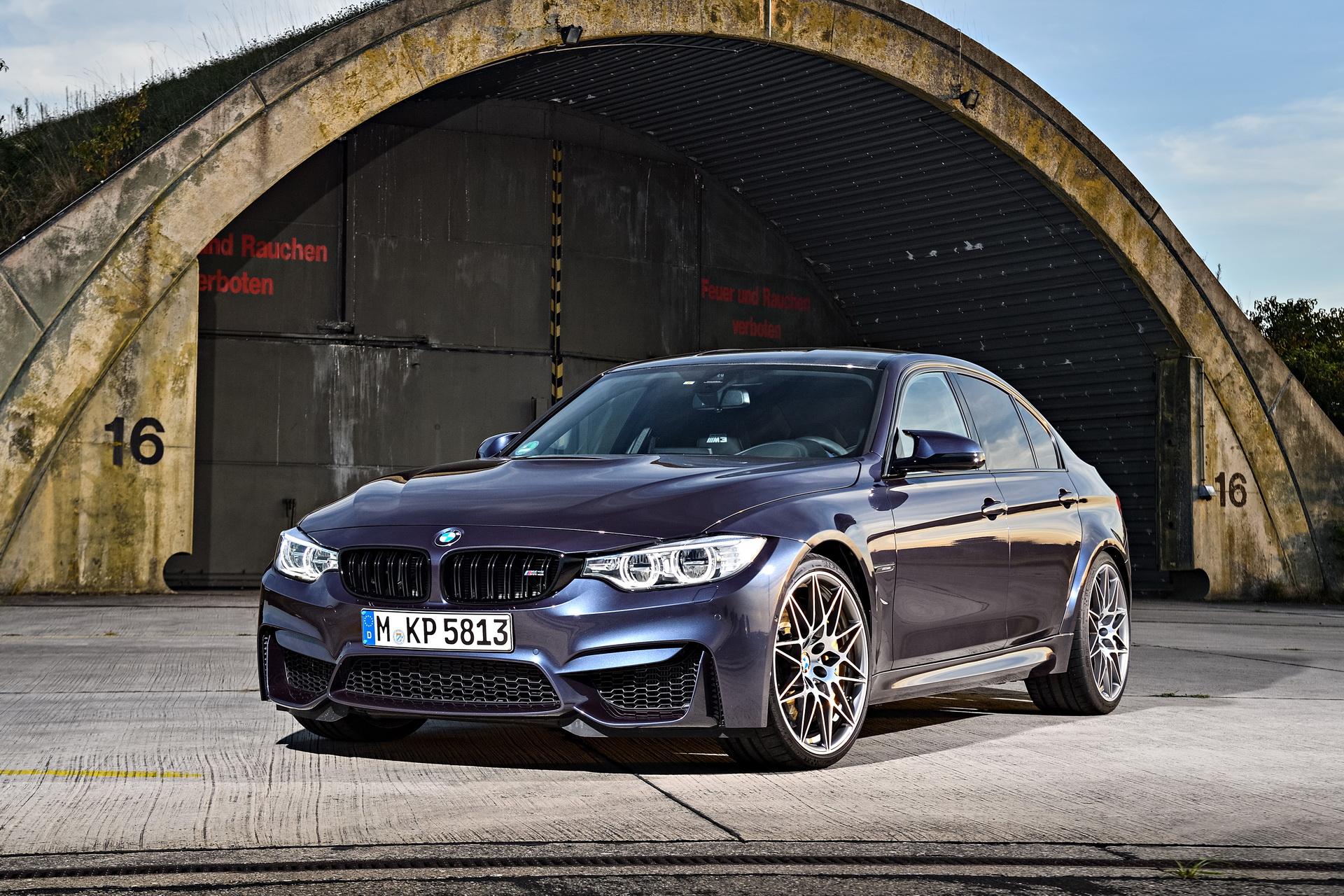 BMW M3 F80 – koniec produkcji w sierpniu