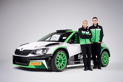 Mikołaj Marczyk kierowcą Skoda Polska Motorsport