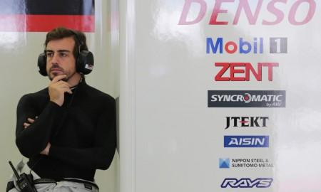 Fernando Alonso: start w Le Mans z Toyotą to spełnienie marzeń