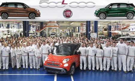 500 000 egzemplarzy Fiata 500L