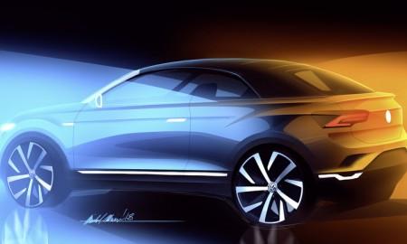 Volkswagen T-Roc w wersji cabrio