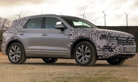 Nowy Volkswagen Touareg – pierwsze zdjęcia