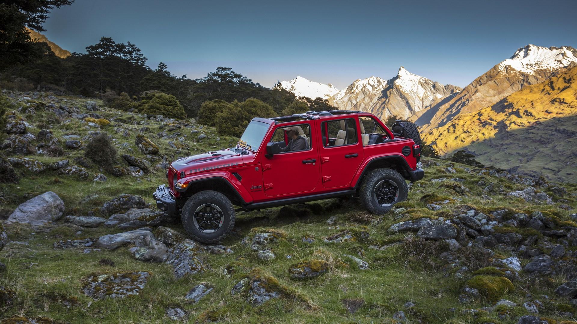 Prapremiera nowego Jeepa Wranglera