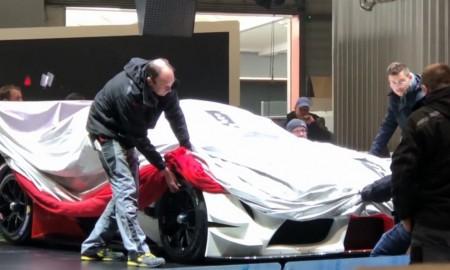 Toyota Supra – na chwilę przed premierą