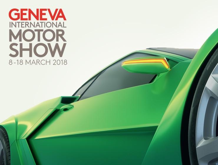 Genewa Motor Show 2018