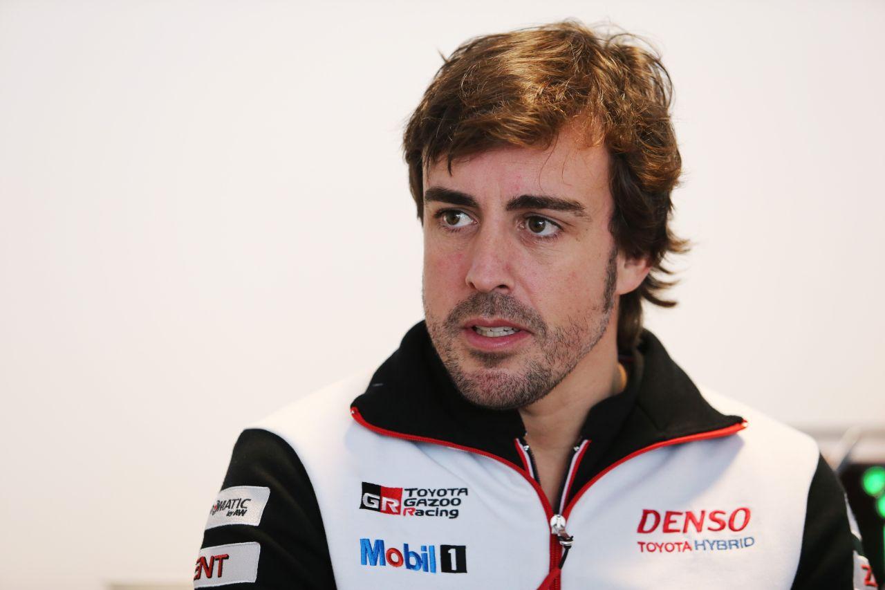 Fernando Alonso w drodze po potrójną koronę