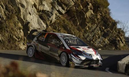 Zmodernizowany Yaris WRC w Rajdzie Meksyku