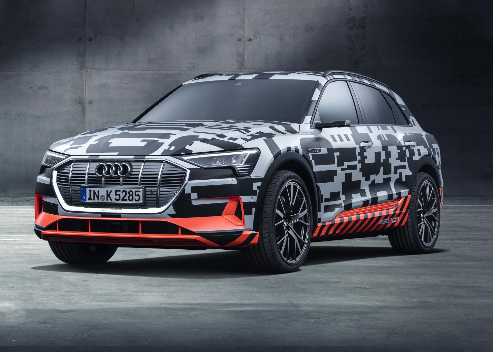 Audi e-tron – Czas na elektryfikację