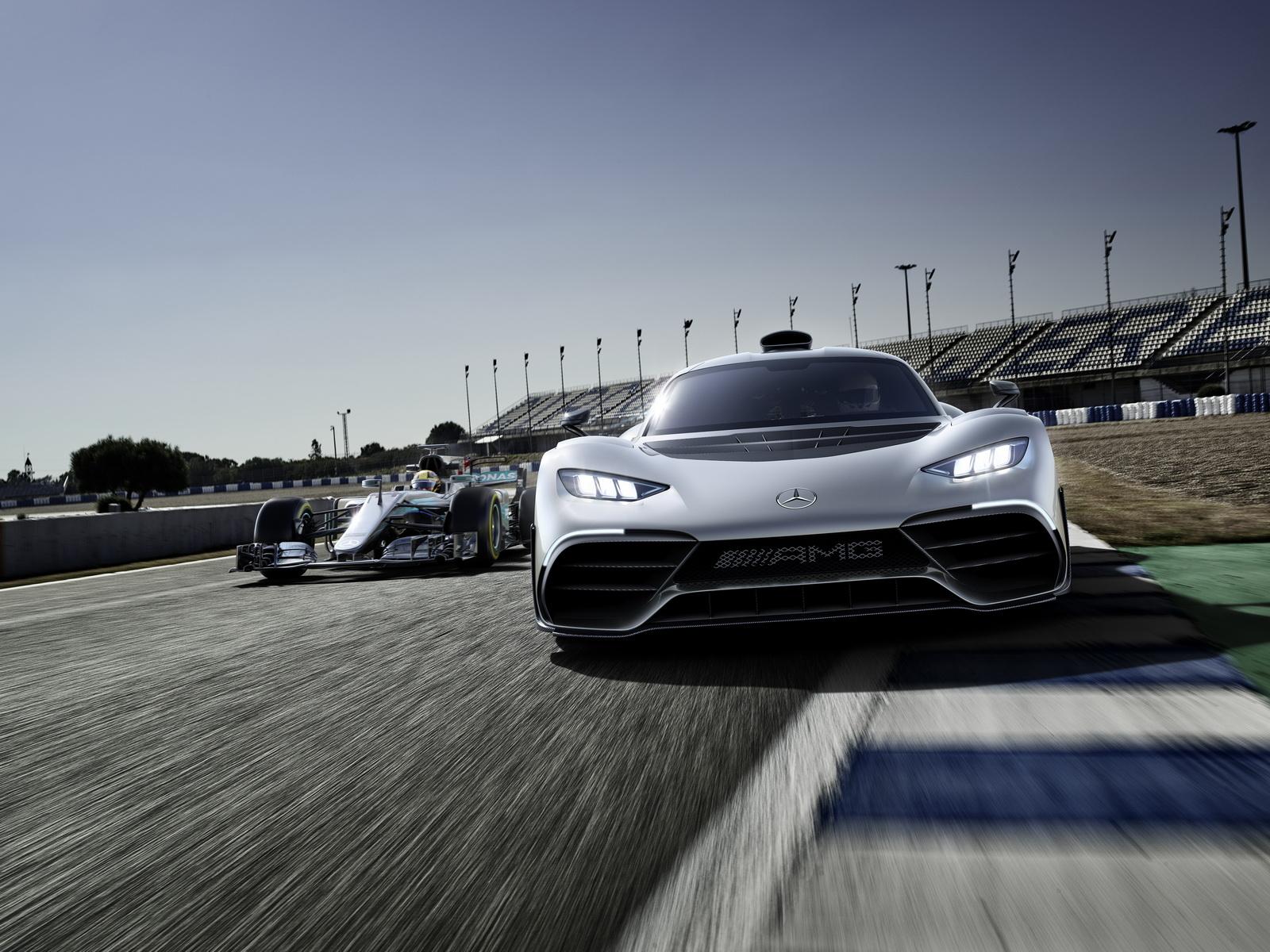 Project One z nowym rekordem toru Nurburgring?