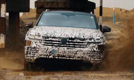 Nowy VW Touareg – w drodze pełnej wyzwań