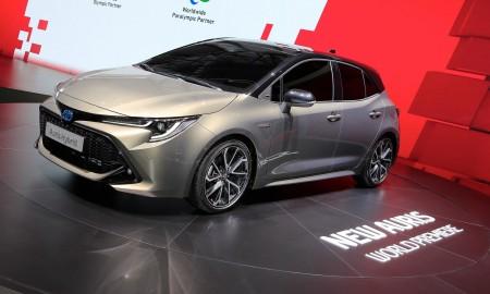 Nowa Toyota Auris bez diesla