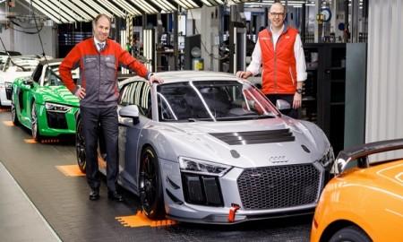 Pięćdziesiąte Audi R8 LMS GT4
