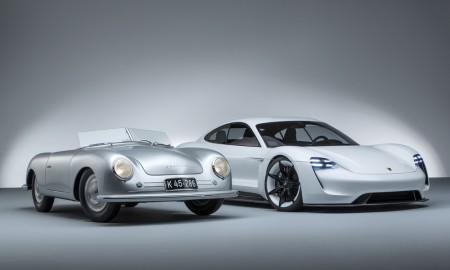 70 lat sportowych samochodów Porsche