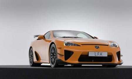 Lexus LFA Nürburgring Edition na aukcji