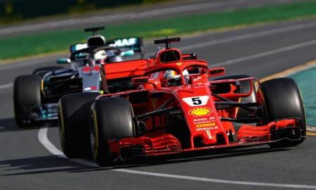 Sebastian Vettel otworzył nowy sezon Formuły 1