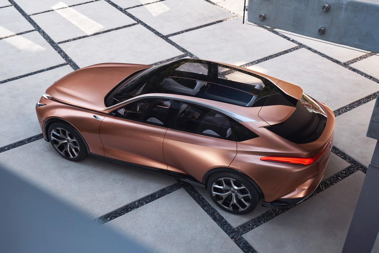 Lexus LF-1 pojawi się w 2021 roku?