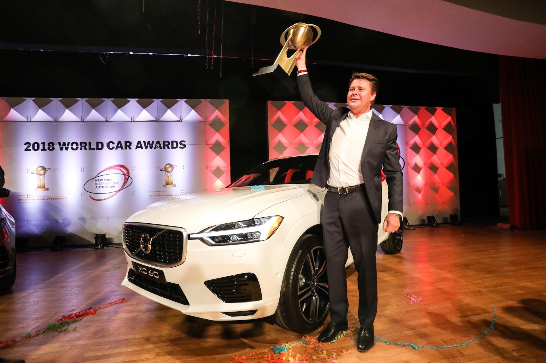 World Car of the Year 2018 – zwycięzcy