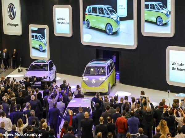 Premiery VW podczas Poznań Motor Show