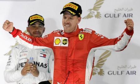 Grand Prix Bahrajnu 2018 – Po raz czwarty Vettel