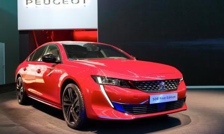 Peugeot rozszerza ofertę w segmencie D i kombivanów