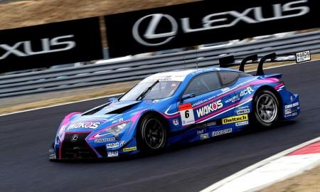 Lexus rusza do wyścigów