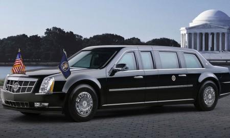 Nowa limuzyna Prezydenta Donalda Trumpa