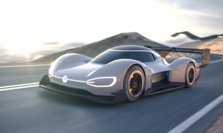 Elektryczny Volkswagen I.D. R Pikes Peak – przed premierą